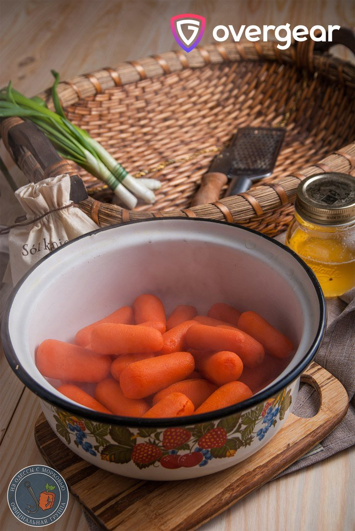 sauteed-carrots from WOW