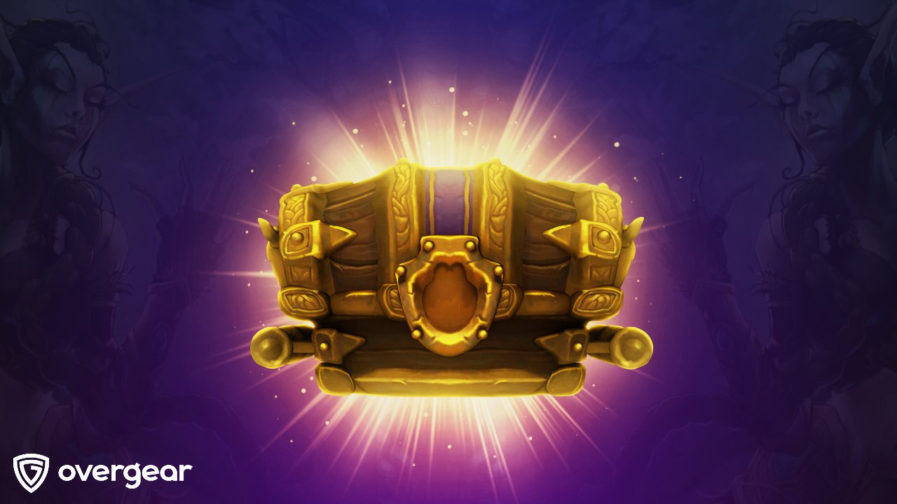 Weekly chest