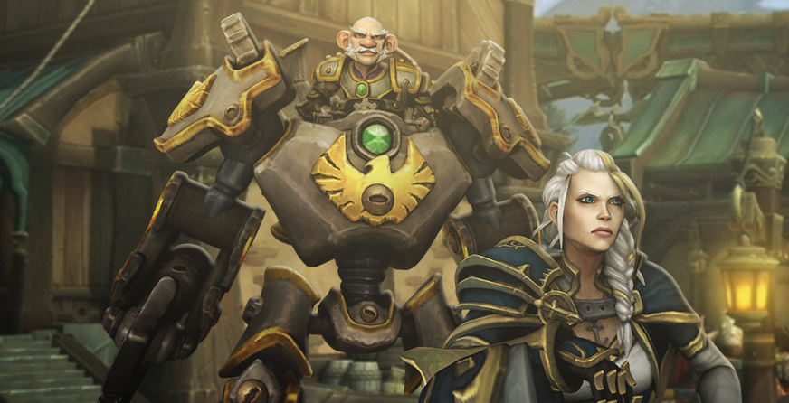 Battle for Azeroth Patch 8 1 Overview - What`s New In Tides