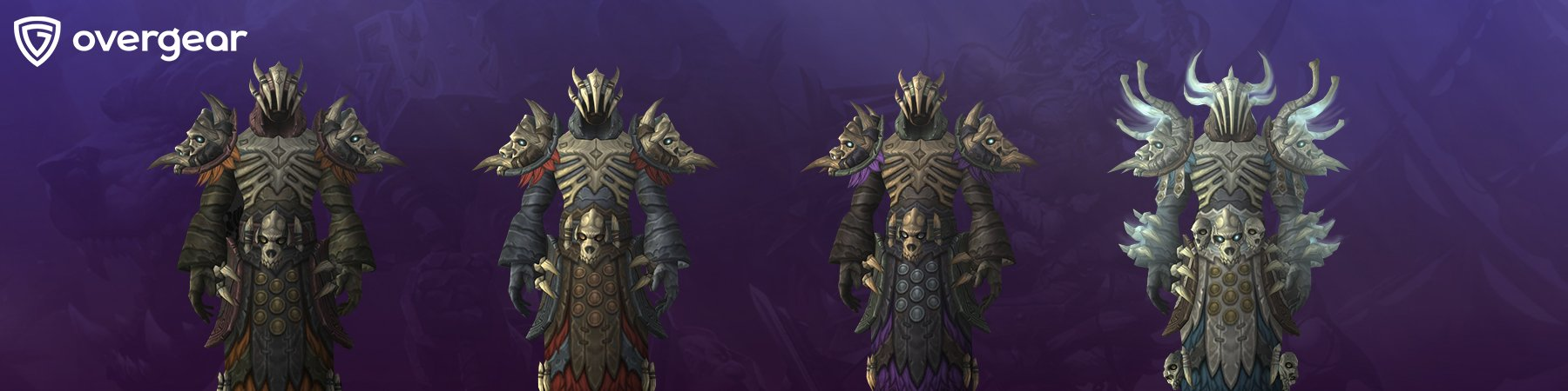cloth armor dazaralor
