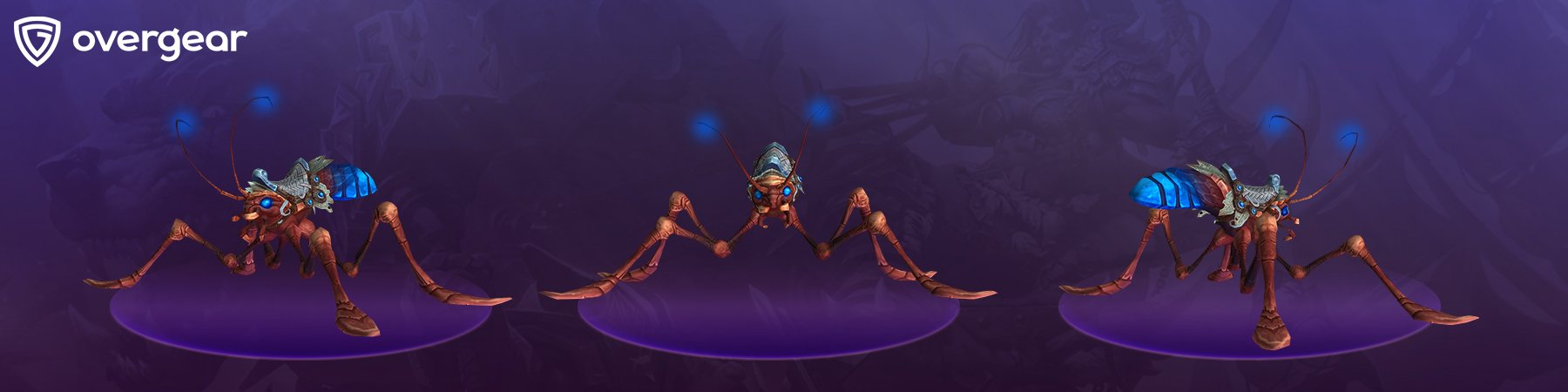 Reins of the Azure Water Strider
