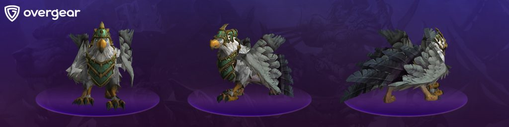 Reins of the Proudmoore Sea Scout