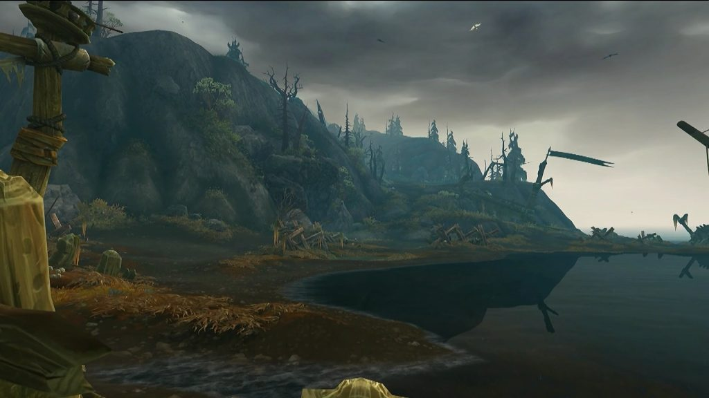 Rise of Azshara Island Expeditions