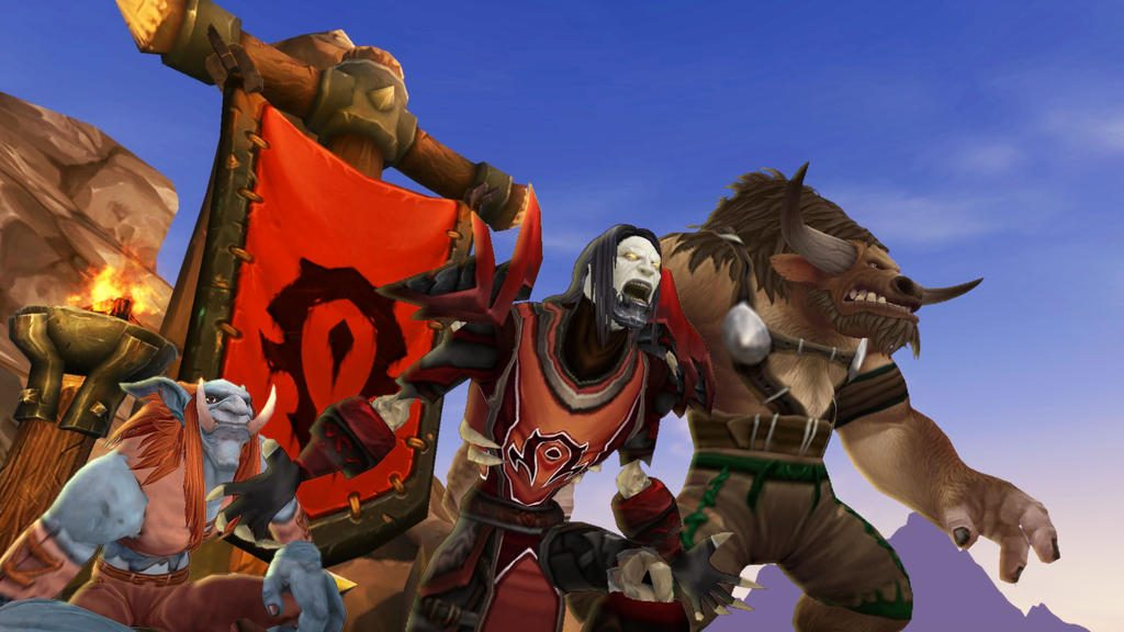 wow classic horde