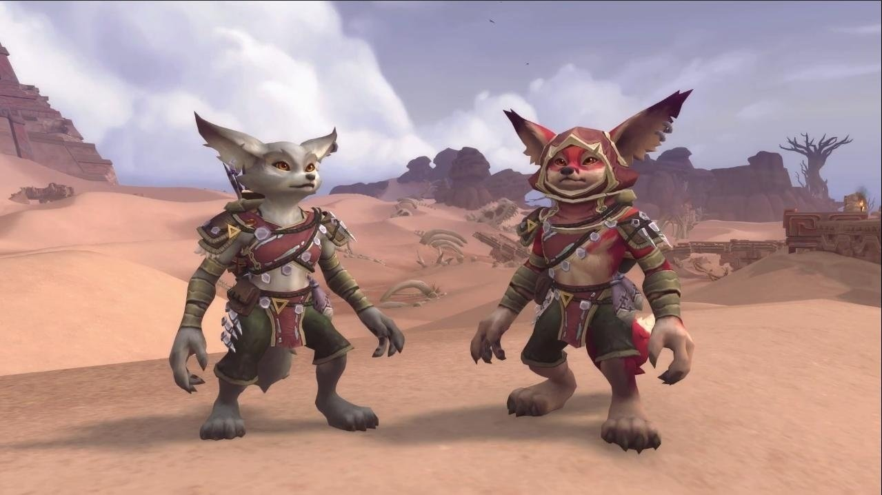 Vulpera allied race 8.3