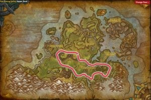 stormsong valley mining leveling