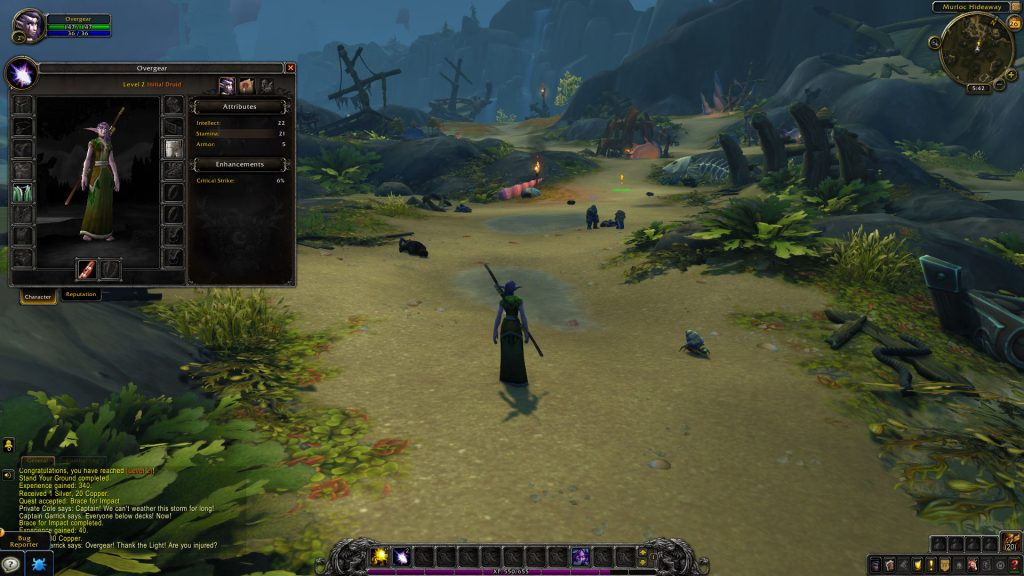 WoW Shadowlands stats for beginners