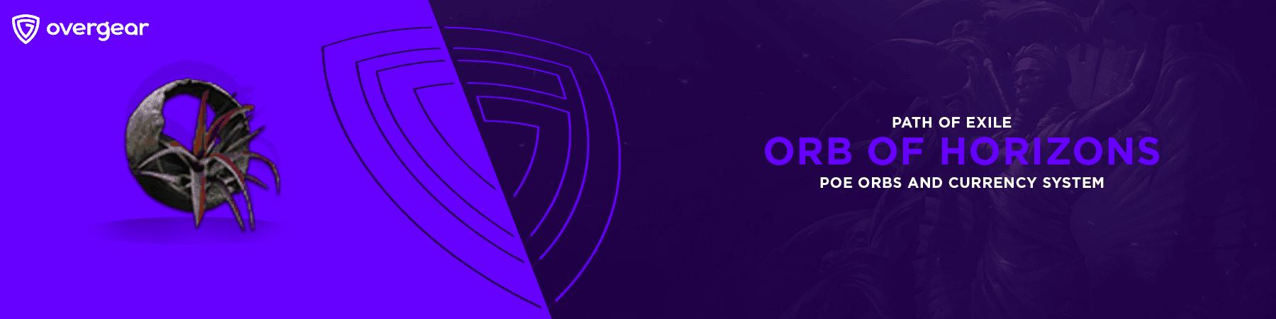 Orb of Horizons PoE