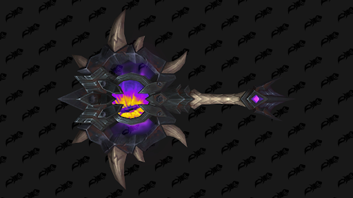 Ny'alotha Raid Weapon