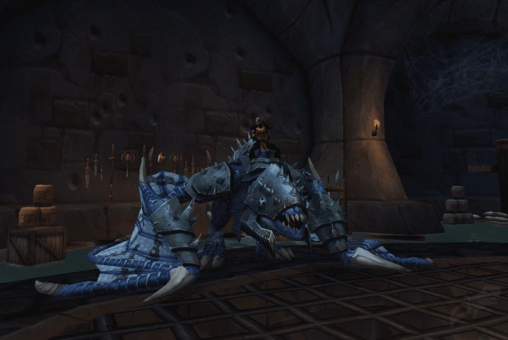 rare mount Sinister Gladiator's