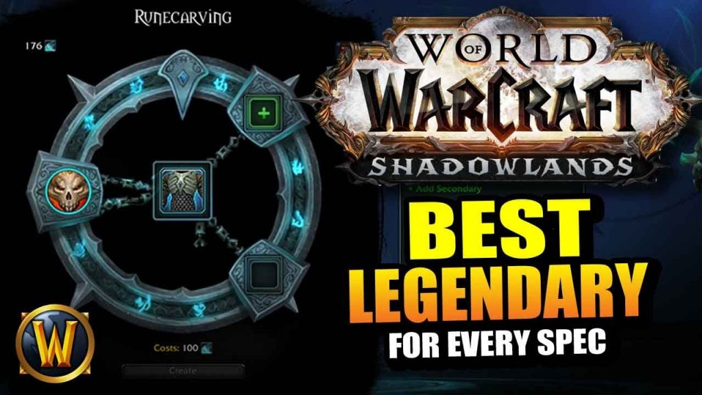 best Legendaries Shadowlands