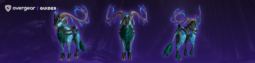 Enchanted Wakener's Runestag
