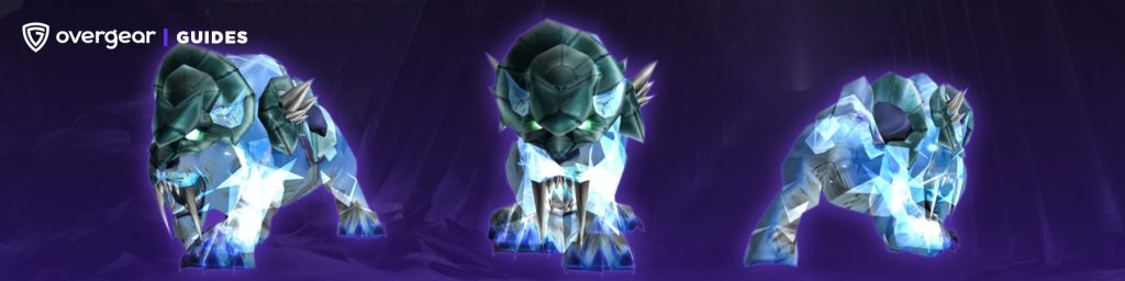 Reins of the Spectral Tiger