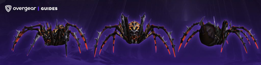 Vicious War Spider alliance