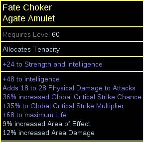 fate choker
