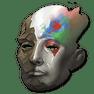 Fractal Thoughts Vaal Mask