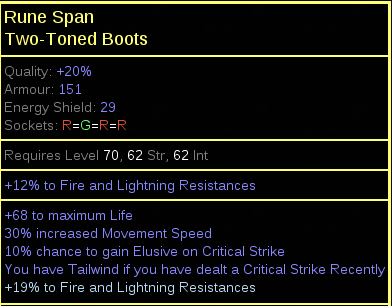 Two-Toned boots