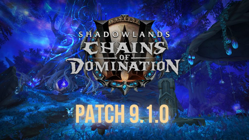 Shadowlands 9.1 patch