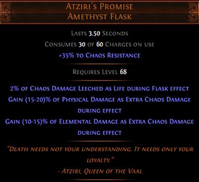 Atziri's Promise