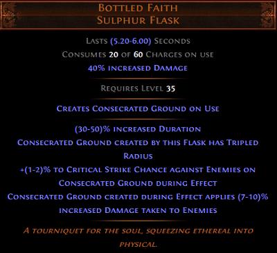 Botteled Faith
