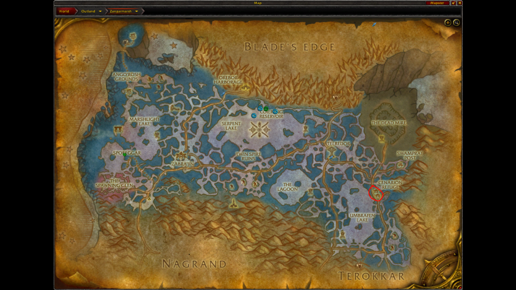 Cenarion Expedition