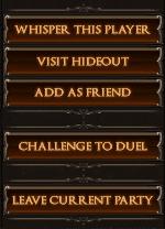 visit hideout