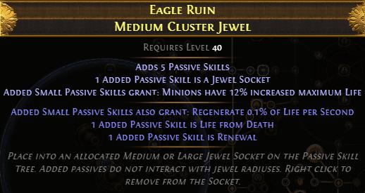 Medium Cluster Jewel 02