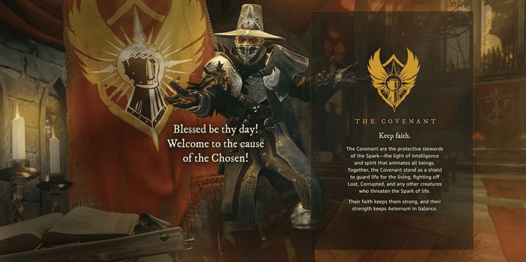 Covenant Faction